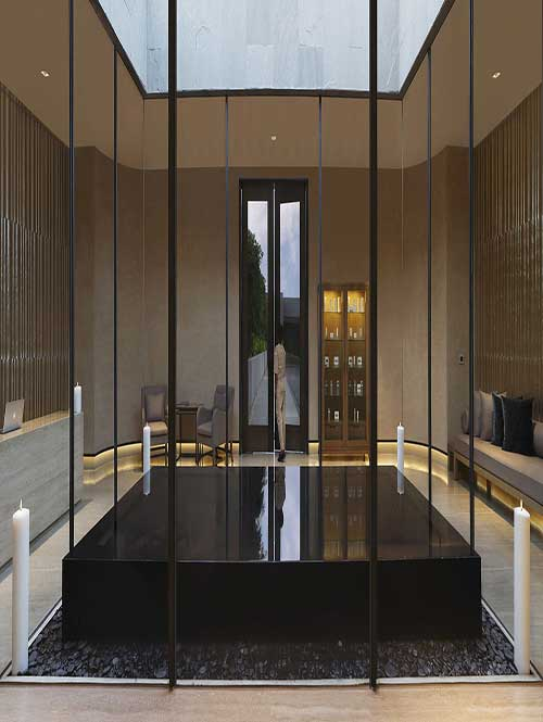 Spa Interiors, Hotel with Luxury Spa in Bangalore, Best International Spa in Bangalore, The Most Beautifully Designed Spas Around the World   Architectural Digest, Bar and Leisure Focus: Spa Design