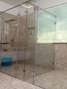 Shower Enclosures, Bathtub Walls, Bathroom Partition Glass Online , Glass partitions in Bangalore | Toughened glass partition in Bangalore , Office Glass Partition at Rs 125/square feet , Commercial Glass Partition at Rs 290/square feet | Modular Glass Partition, Glass Office Partition, for Commercial, Rs 370 /square feet GRF Glass , Toughened Glass Partition at Rs 175/square feet | HSR Layout | Bengaluru , glass Partition in bangalore | Commercial Interior Products Suppliers , Glass Partition - Glass Office Partition Manufacturer from Bengaluru , Glass Partition - Patch Fitting Glass Partition Manufacturer from Bengaluru , Frameless shower door, and two panels. A support panel to allow the door to be mounted on center | Shower doors, Frameless shower doors, Beautiful bathrooms ,
